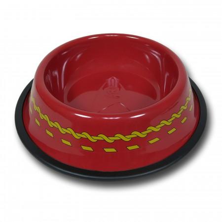 Star Trek Security Uniform Dog Bowl