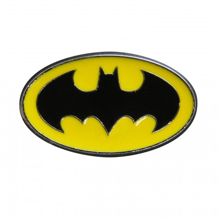 Batman Symbol Colored Lapel Pin