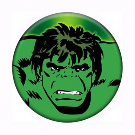 Hulk Close Up Mega Button
