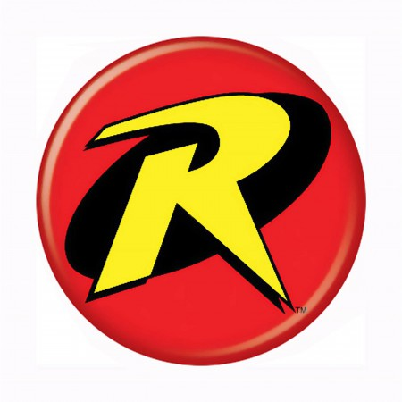 Robin Symbol Button