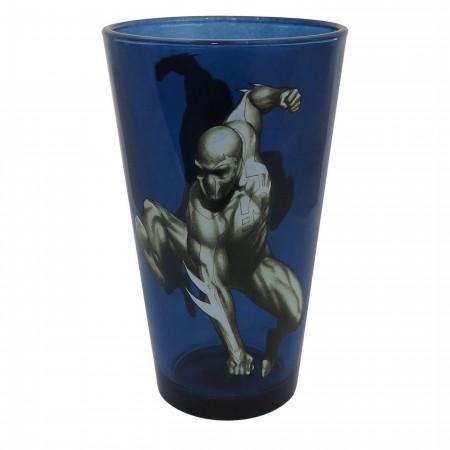 Spider-Man 2099 Blue Pint Glass