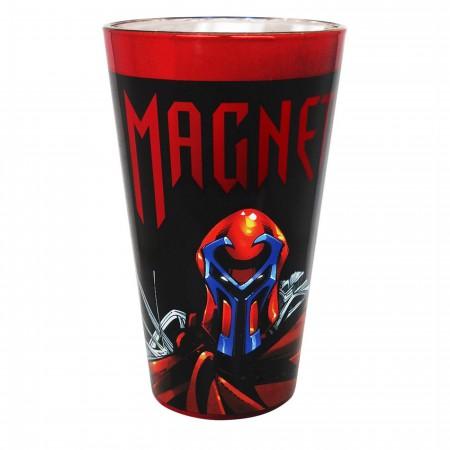 X-Men Magneto Pint Glass