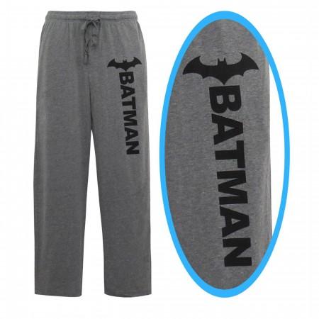 Batman Hush Symbol Men's Pajama Pants