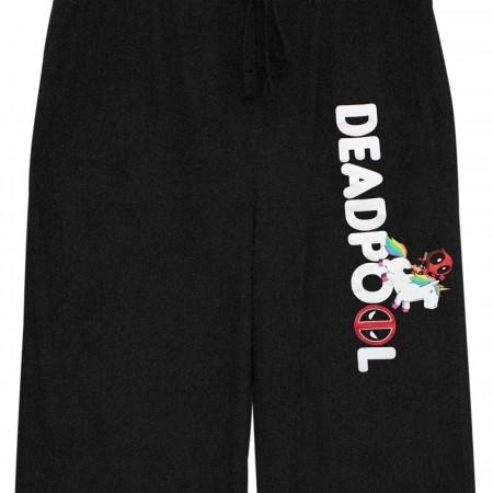 Deadpool Unicorn Unisex Pajama Pants