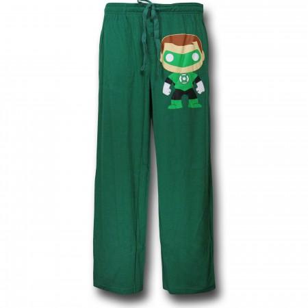 Green Lantern Funko Green Men's Sleep Pants