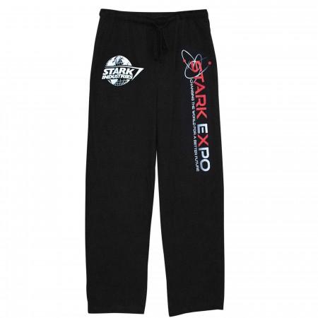 Iron Man Stark Industries Expo Unisex Pajama Pants