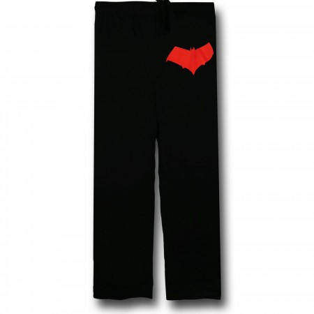 Red Hood Symbol Sleep Pants