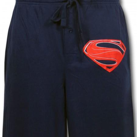 Superman Man Of Steel Sleep Pants
