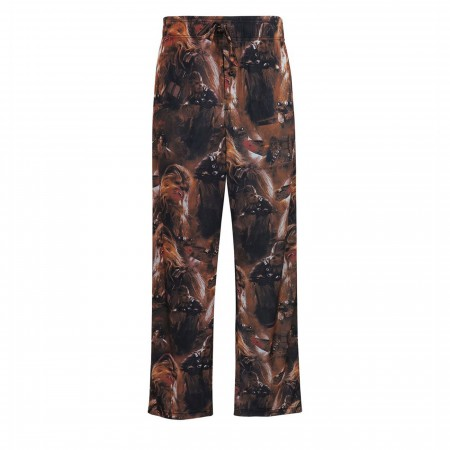 Star Wars Chewbacca Rebel Action Men's Pajama Pants