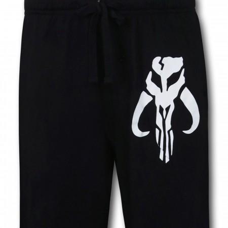 Star Wars Mandalorian Symbol Sleep Pants