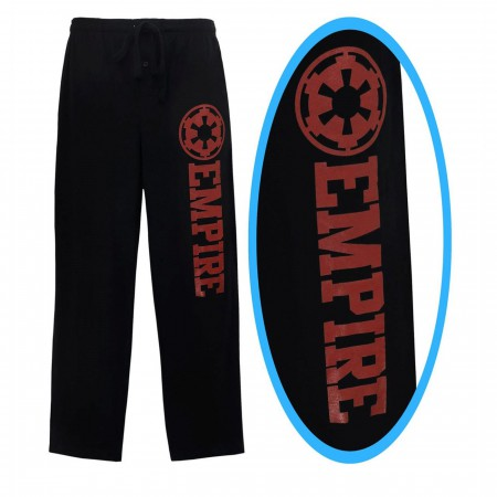 Star Wars The Empire Men's Pajama Pants