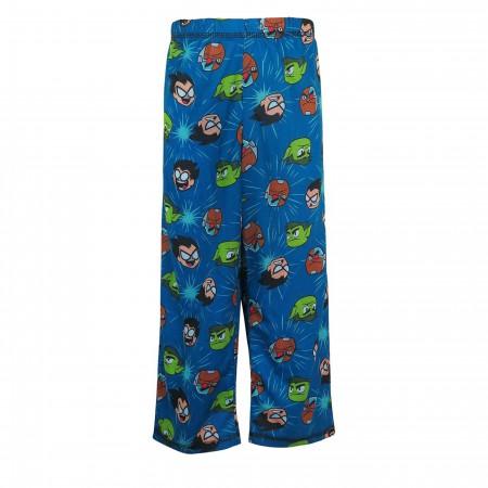 Teen Titans Go! Juvenile Pajama Set