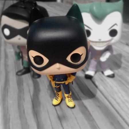 Batgirl 2016 Funko Pop Vinyl Figure