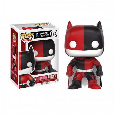 Harley Quinn Batman Imposter Funko Vinyl Figure