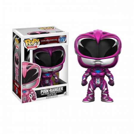 Power Rangers Movie Pink Ranger Funko Pop Vinyl Figure