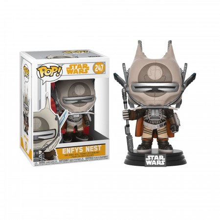 Star Wars Solo Enfys Nest Funko Pop Bobble Head