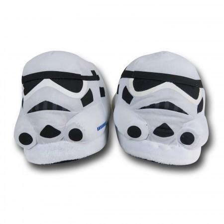 Star Wars Stormtrooper Slippers