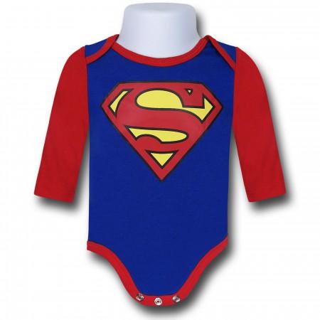 Superman Infant Snapsuit and Pants Set