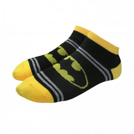 Batman Symbols Kids Sock 5 Pack