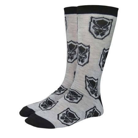 Black Panther T'Challa Photoreal Socks 2-Pack