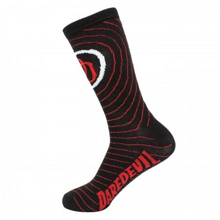 Daredevil Radar Sense Crew Socks