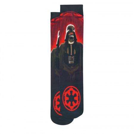 Star Wars Darth Vader Photoreal Sock 2-Pack