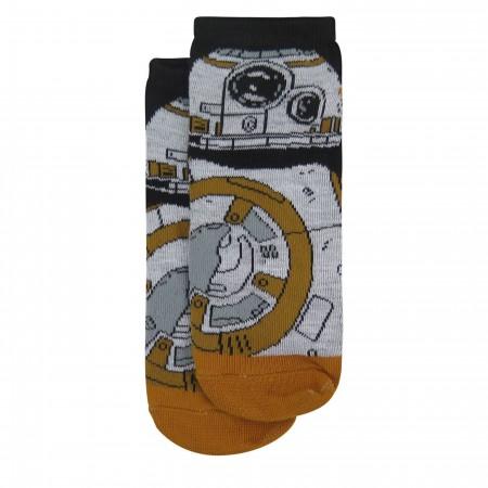 Star Wars Now & Then Women's Low-Cut Sock 3 Pack