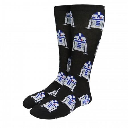 Star Wars R2-D2 Crew Socks 2-Pack