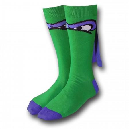 TMNT Masked Crew Sock 4-Pack