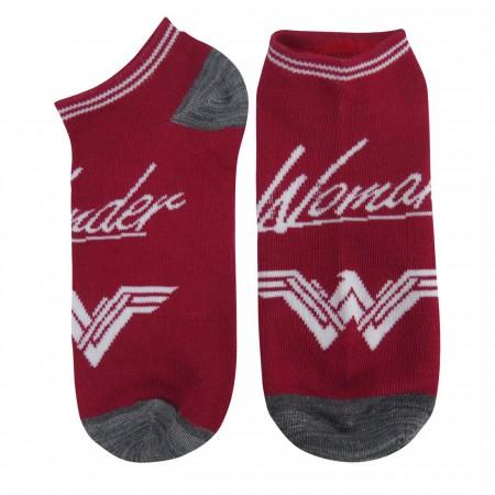 Wonder Woman Movie Warrior Victory Sock 3-Pack