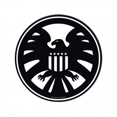 S.H.I.E.L.D. Symbol Sticker