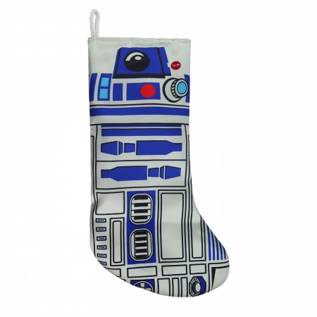 Star Wars R2-D2 Christmas Stocking with Sound