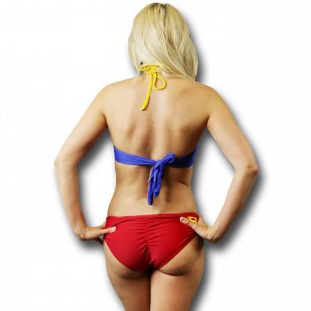 Supergirl Bandeau Ring Bikini