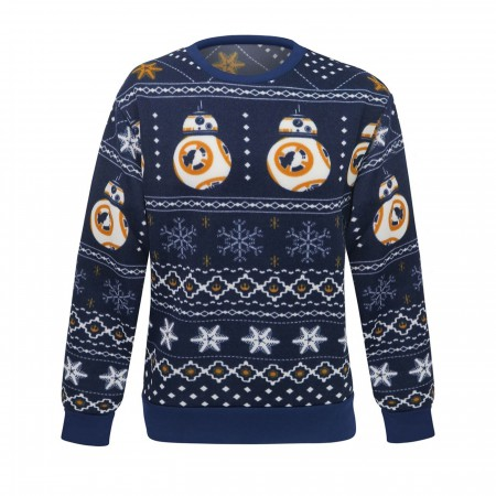 Star Wars BB-8 Ugly Men's Christmas Sweater