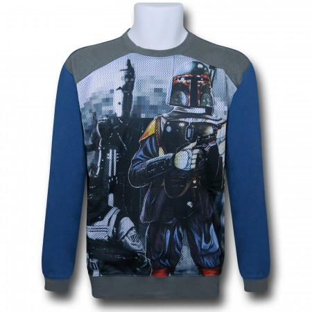 Star Wars Prime Bounty Crew Neck Sweatshirt