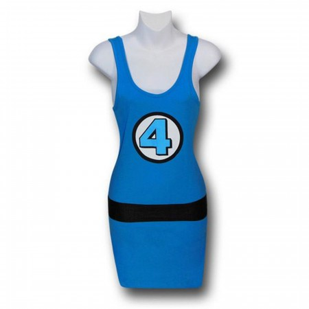 Fantastic Four Costume Women's Tank Dress