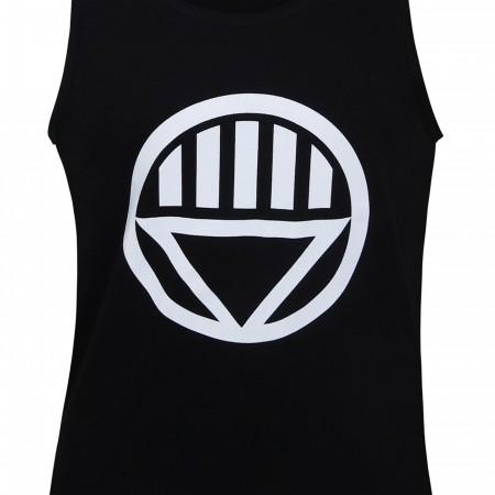 Green Lantern Black Lantern Symbol Tank Top