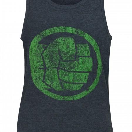 Hulk Fist Bump Men's Tank Top