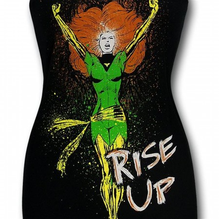 Phoenix Rise Up Women's Tank Top