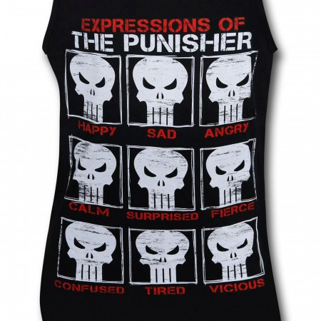 Punisher Expressions of the Punisher Men's Tank Top
