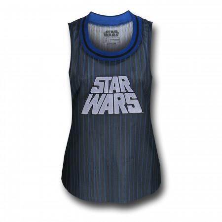 Star Wars Women's Mesh Basketball Tank