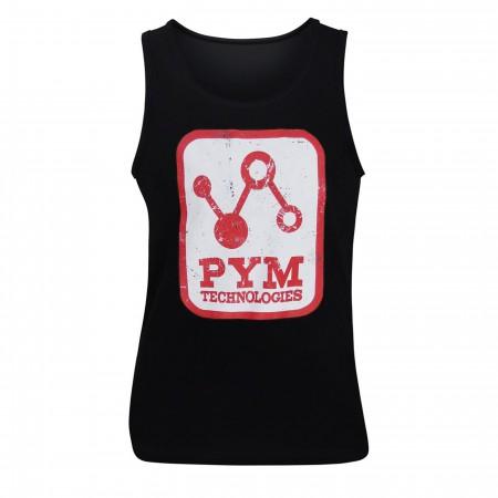 Pym Tech Distressed Logo Men's Tank Top