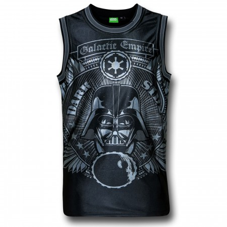 Star Wars Darth Vader Basketball Jersey