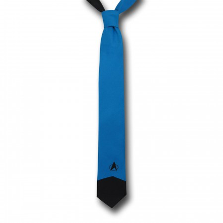 Star Trek Blue Tie