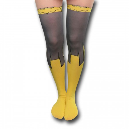 Batgirl Costume Women's Tights