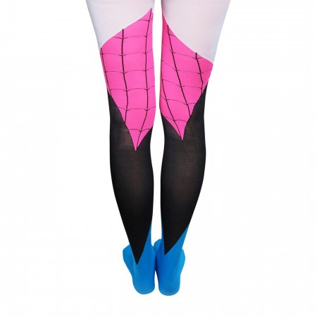 Spider-Gwen Costume Women's Tights