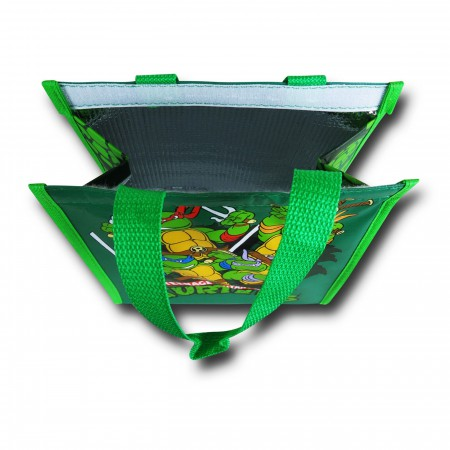 TMNT Group Burst Insulated Shopper Tote
