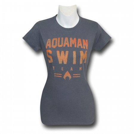 Aquaman Swim Team Women's T-Shirt
