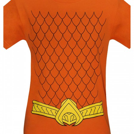 Aquaman New 52 Costume T-Shirt