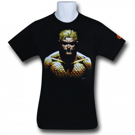 Aquaman By Dean Parsons T-Shirt